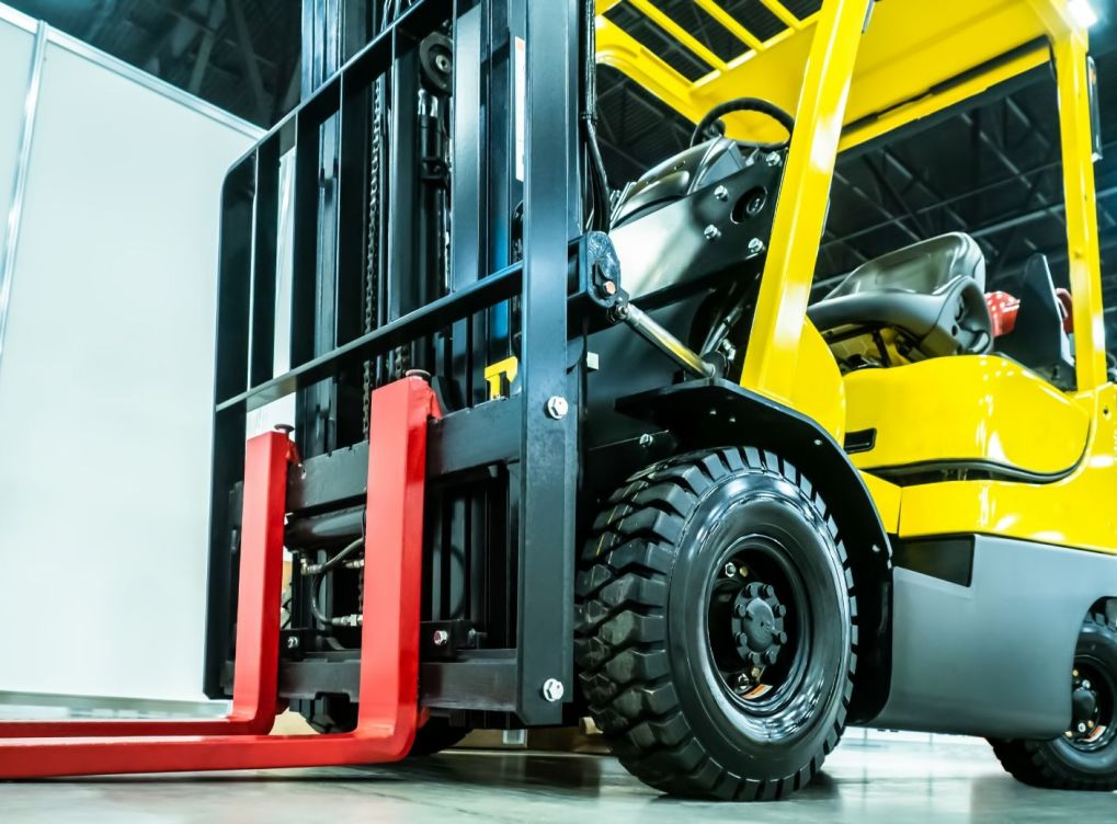 The Anatomy of a Forklift Truck