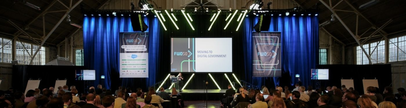 FWD50 main stage