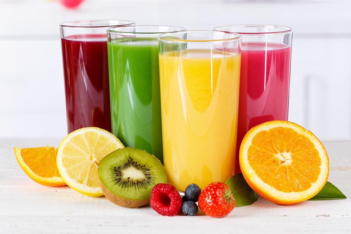 Saft Orangensaft Smoothie Smoothies Fruchtsaft Frucht Früchte gesunde Ernährung frisch
