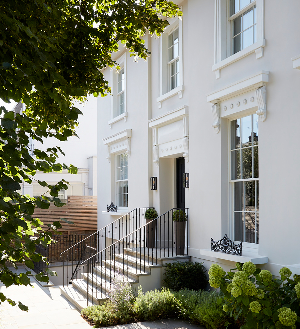 St Johns Wood Home