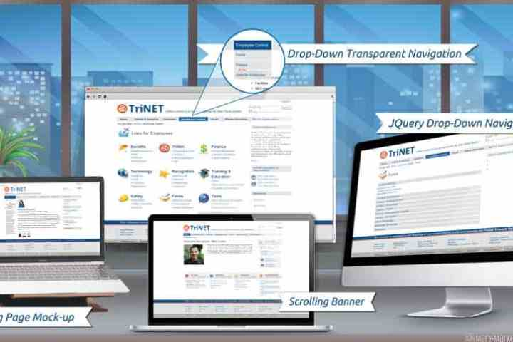 TriNET Plone Intranet Project