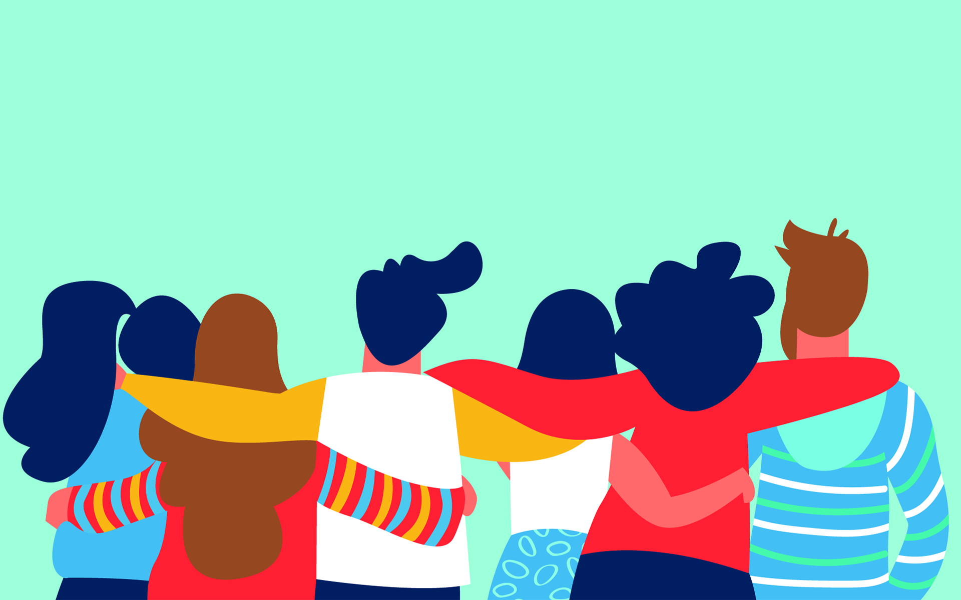 A guided meditation for turning awareness into action - building a better world together