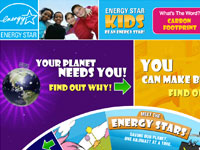 ENERGY STAR Kids (Flash Required)