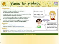 Plants 4 Products (Flash Required)
