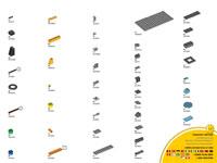 MISSION MOON Inspire Set Element Overview: Bag 1 (PDF)