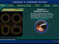 Disney's Design a Mission Patch
