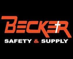 Becker Safety & Supply Logo