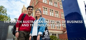 THE SOUTH AUSTRALIAN INSTITUTE OF BUSINESS AND TECHNOLOGY (SAIBT)