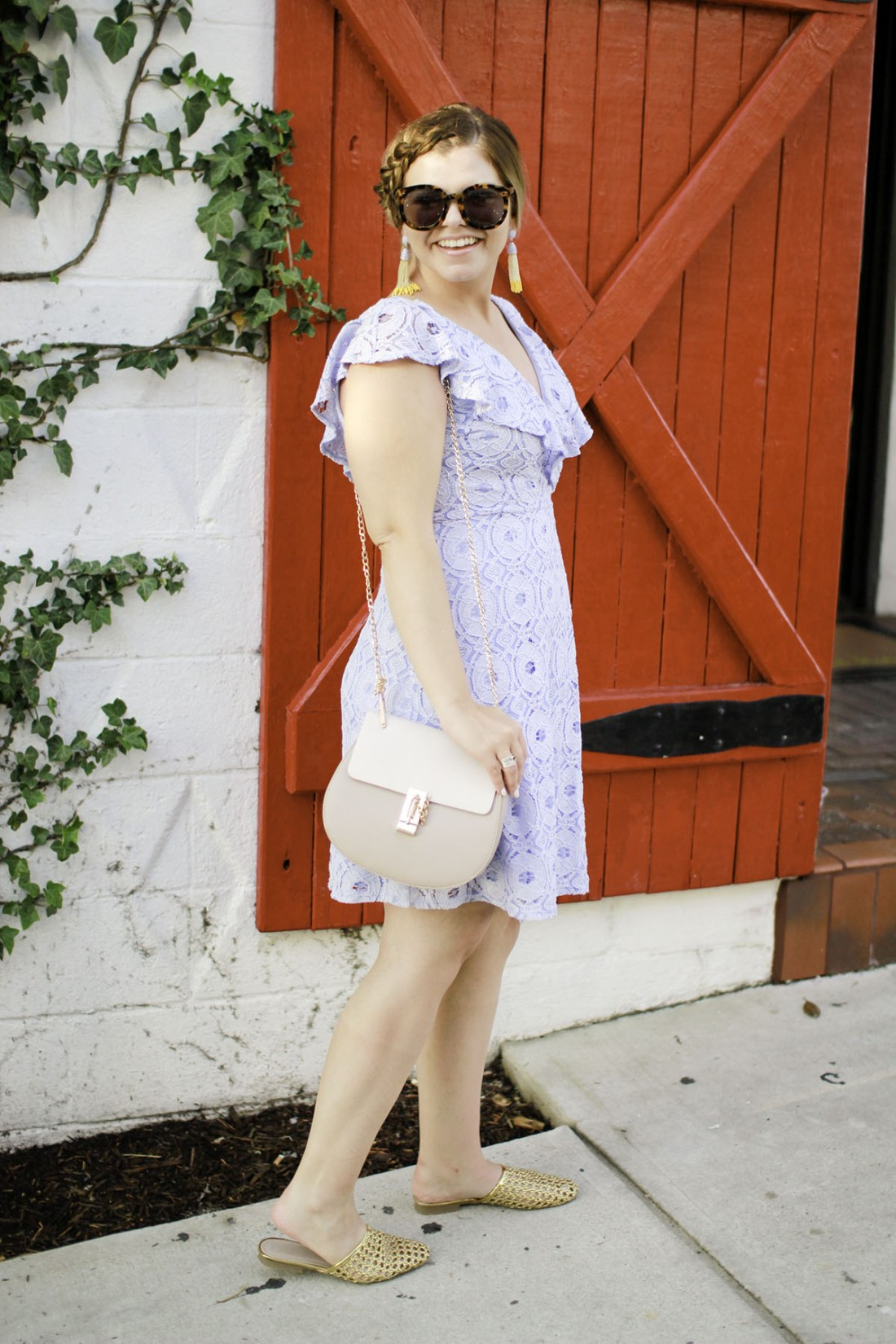 189cbd6c0937 The Glitter Gospel Blog shares the perfect end of summer dress + end of summer  outfit