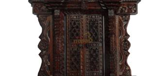 nepali handmade artisctic door by nepalese craftsperson, best to use for decoration