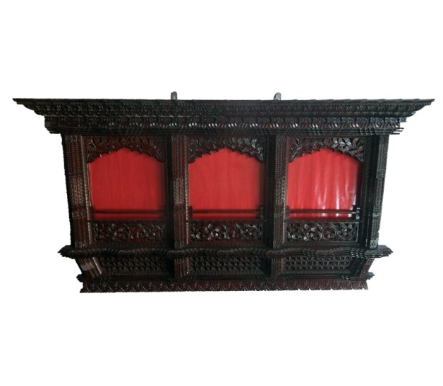 traditional wooden frame