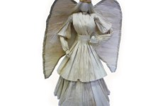 Angel made up of Cornhusk