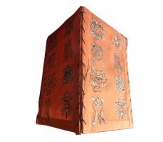 Lokta Paper Lamp Set