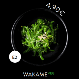 E2 - Side Wakame