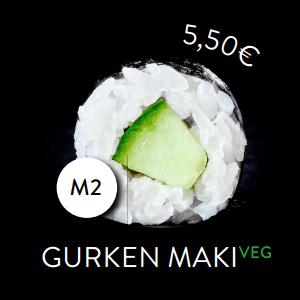 M2 - Maki Gurke