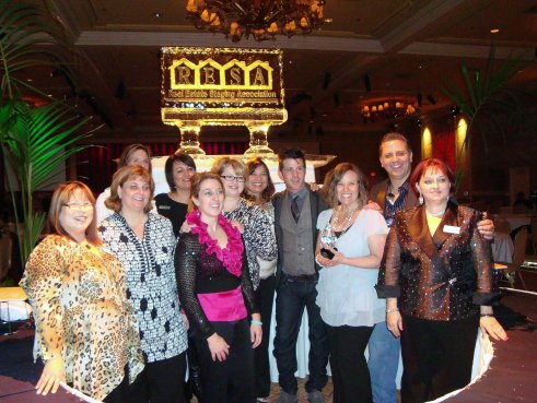 SAR home staging trainer team at RESA