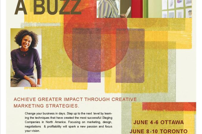 MF & DS CANADA FLYER create a buzz