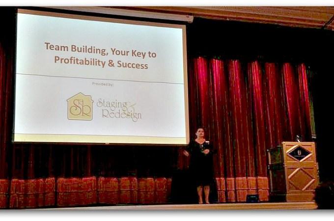 Melissa Marro speaking RESA 2012