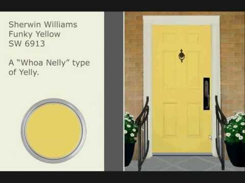 31 Front Door Colors