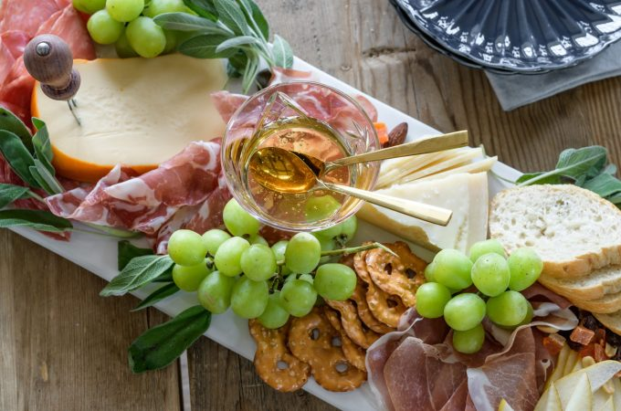 Not sure how to host an open house? Make it special with good food and drink