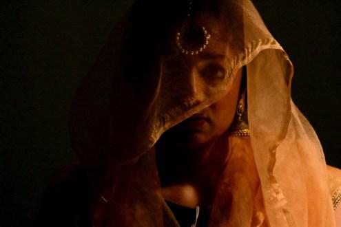Arpita Bajpeyi, The Rani of Sirmur - photo credit - Vaishnavi Newaskar