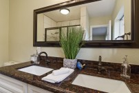 After Staging - Master Bathroom