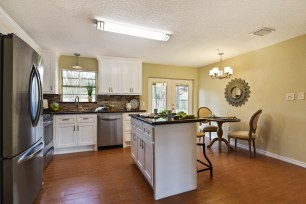 After Staging - Kitchen