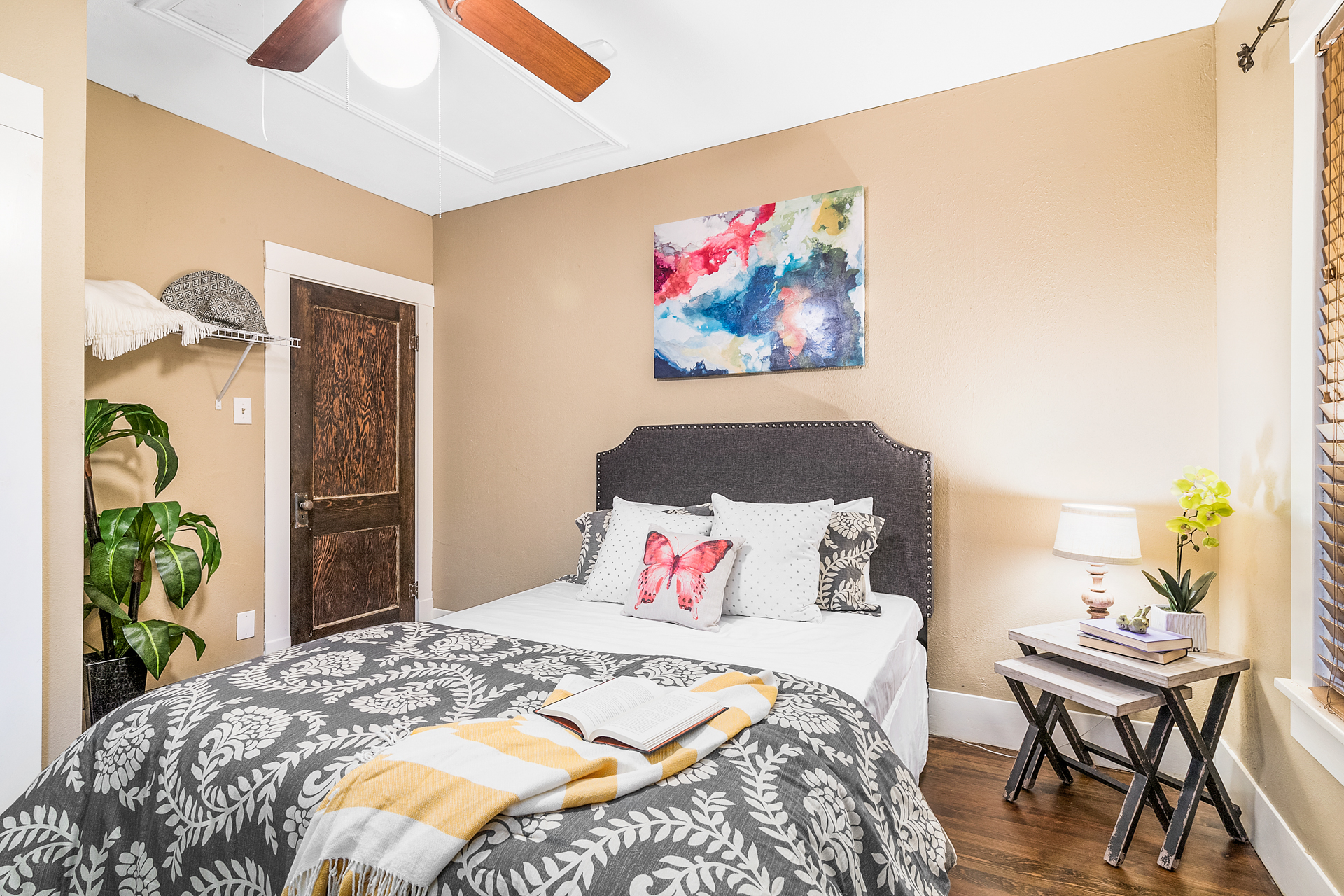 Staging The Nest - Vacant Home Staging - Guest Bedroom