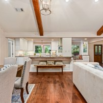 Staging The Nest - Vacant Home Staging - Great Room