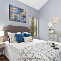 Staging The Nest - Vacant Staging - Master Bedroom1