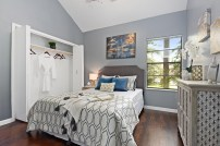 Staging The Nest - Vacant Staging - Master Bedroom2