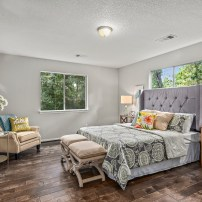 Vacant Home Staging - Staging The Nest - Master Bedroom 1