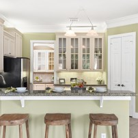 Staging The Nest - Vacant Staging - Kitchen
