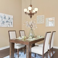 The Woodlands - Vacant Staging - Dining Room