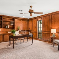 Staging The Nest - Vacant Home Staging - Study