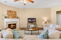 Staging The Nest - Vacant Home Staging - Living Room 3