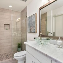 Staging The Nest - Vacant Staging - Master Bathroom