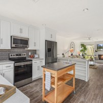Staging The Nest - Vacant Staging - Kitchen 2