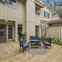 Staging The Nest - Vacant Staging - Front Deck Exterior