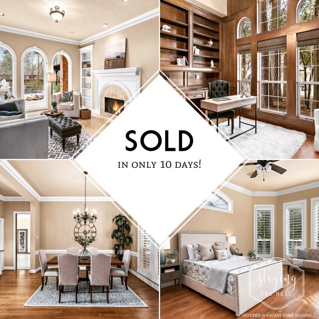 Staging The Nest - Vacant Home Staging - Sold Quickly for Top Dollar