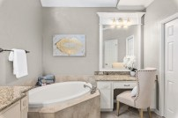 Staging The Nest - Vacant Home Staging - Master Bathroom