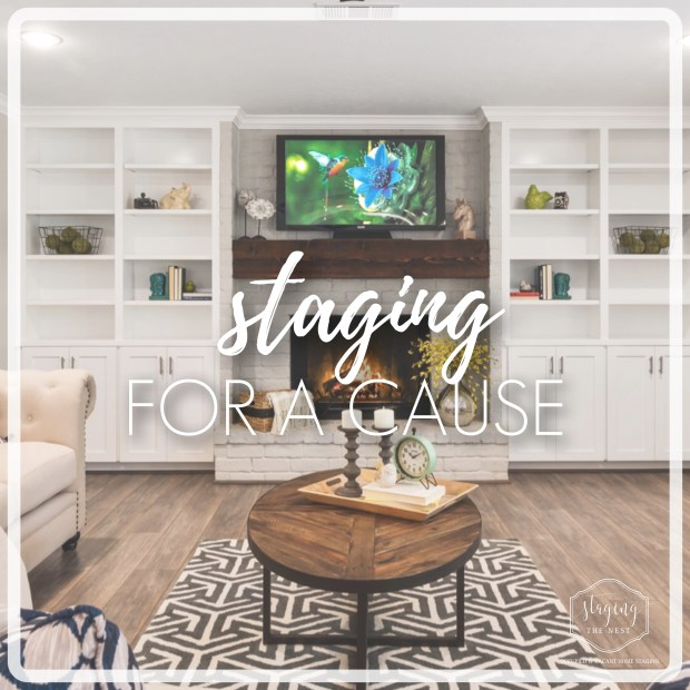 StagingForACause - Staging The Nest - Charities