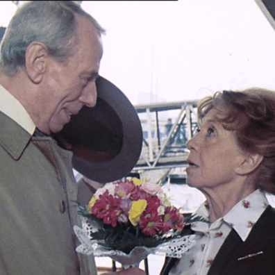"Szenenfoto aus der TV-Serie ""St. Pauli Landungsbrücken"""