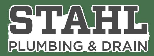 Stahl Plumbing and Drain Horizontal Logo