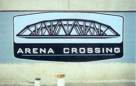 Arena Crossing Ground Level