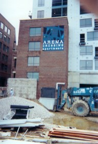 Arena Crossing North Side