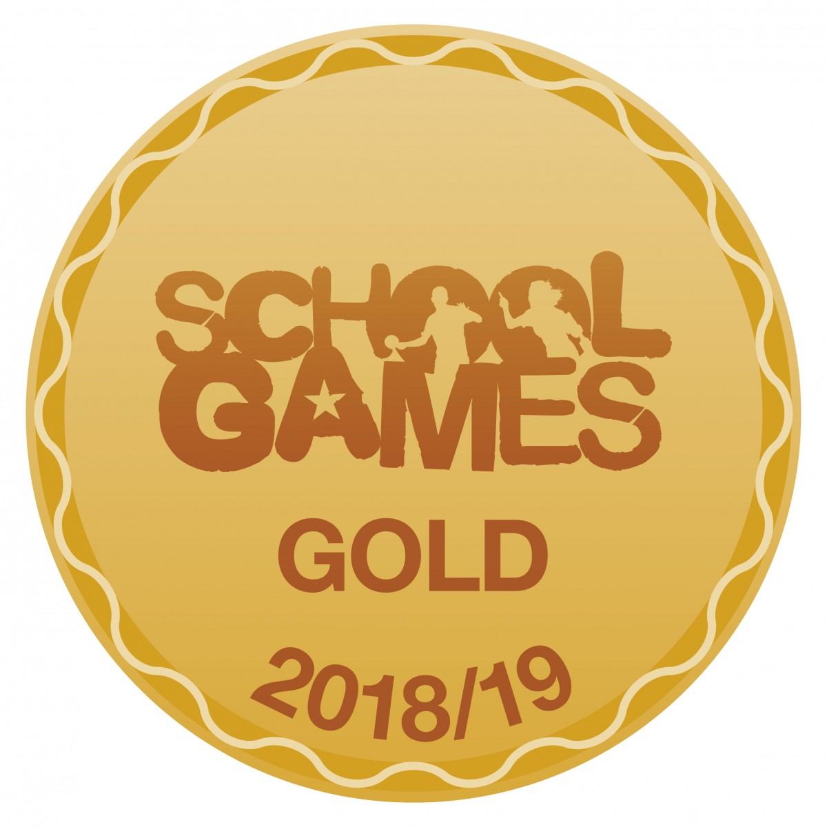 School Games Gold Mark Award for the 2018/19 – St Aidan's Catholic Primary  School