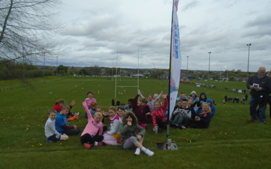 Year 3/4 Rugby World Cup 'Mega Fest'