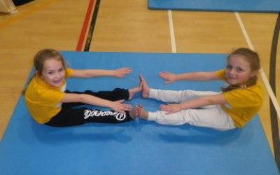 Gym Skills at Kingsmeadow School!