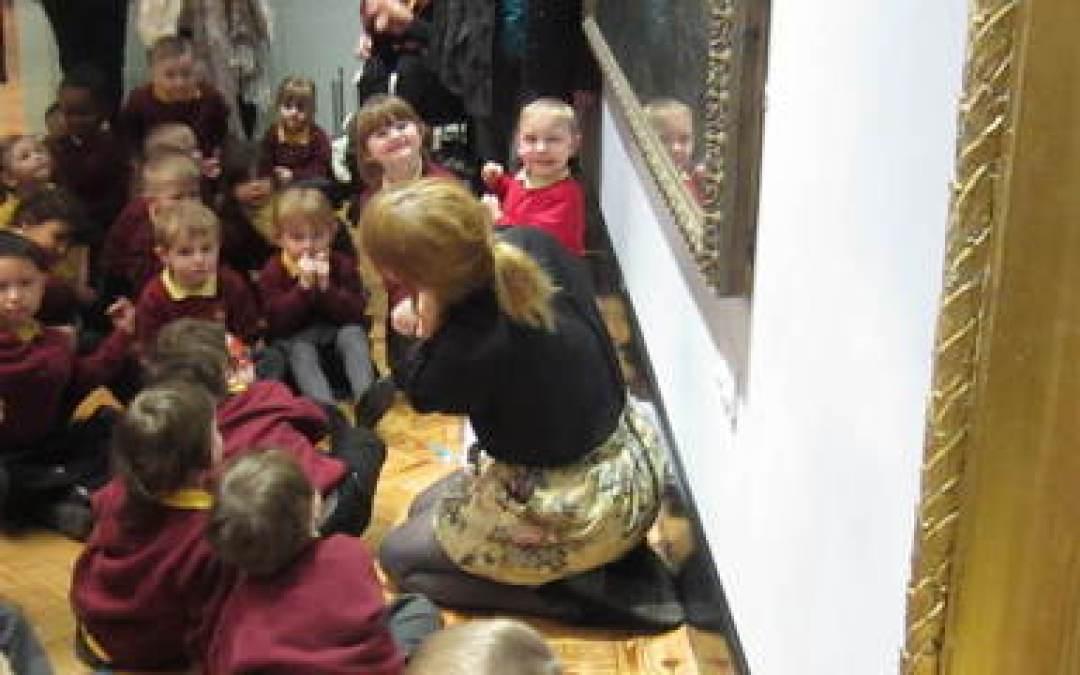 Nursery Visit Laing Art Gallery